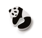 Mommy's Helper Door Pinch Guard - Panda 2pk