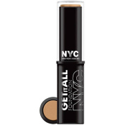 NYC New York Colour Get It All Foundation, 5ml, Nude