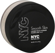 New York Colour Smooth Skin Loose Face Powder, Naturally Beige 20ml