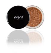 Avani Dead Sea Cosmetics Eye Shadow Shimmering Powder, LSP17 Bronze, 5ml