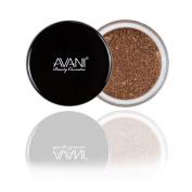 Avani Dead Sea Cosmetics Eye Shadow Shimmering Powder, SP9 Brunette, 5ml