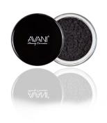 Avani Dead Sea Cosmetics Eye Shadow Shimmering Powder, SP20 Midnight Black, 5ml
