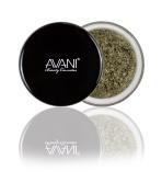 Avani Dead Sea Cosmetics Eye Shadow Shimmering Powder, SP30 Sage Green, 5ml