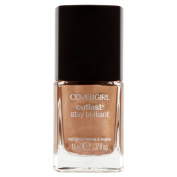 COVERGIRL Outlast Stay Brilliant Nail Gloss, Camel, .1090ml