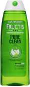 Garnier Fructis Pure Clean Fortifying Shampoo 380ml