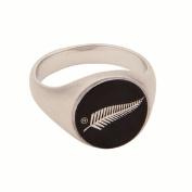All Blacks Stainless Steel Men's Ring
