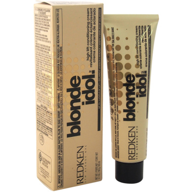 Blonde Idol High Lift Conditioning Cream Base - 5-7n/Natural by Redken for Unisex, 60ml