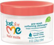 4 Pack - Just For Me Hair Milk Pre-Wash Softening Detangler 240ml