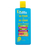 Rock the Locks Blueberry Blast So Fresh & So Clean Shampoo + Conditioner, 350ml