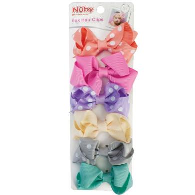 Best Brands Nuby Hair Clips-