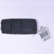 Acc Knit Headband Blk