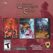 The Book Of Unwritten Tales Collection, PC