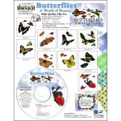 ScrapSMART Butterflies