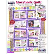 ScrapSMART Storybook Quilt for Eve CD-ROM