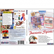 ScrapSMART Patriotic Spirit Clip-Art CD-ROM