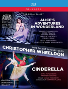 Alice's Adventures in Wonderland/Cinderella [Blu-ray]