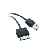 C & E USB 2.0 Zune HD Sync Cable 0.9m Black
