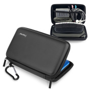 Insten Black Carrying Hard Protective Cover Case For Nintendo NEW 3DS XL / NEW 2DS XL / 3DS XL / 3DS LL