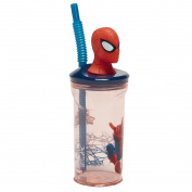Spider-Man 3D Figurine Tumbler