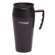 Thermos Thermocafe Travel Mug Black 400ml