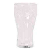 Coca Cola Glass Hi Ball 370ml Clear