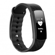 Mpow Activity Tracker with Heart Rate Monitor and Pedometer for Android and iOS Smart Phones