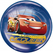 Cars 3 Light Up Ball 10cm