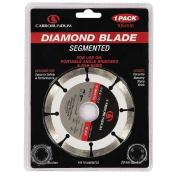 Carborundum Segmented Diamond Blade 105mm