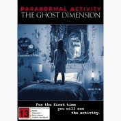 Paranormal Activity The Ghost Dimension  [Region 4]