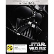 Star Wars Steelbook Episode 4 Blu-ray 1Disc