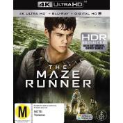 The Maze Runner 4K Blu-ray 1Disc