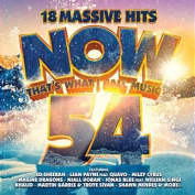 Now 54 CD by Various 1Disc