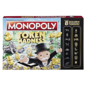Monopoly Classic Token Madness Game