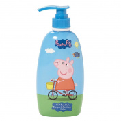 Peppa Pig 3-in-1 Body Wash Shampoo & Conditioner 500ml