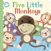 Little Me Five Little Monkeys [Board book]