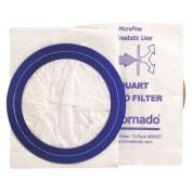 Non-reusable, Paper Filter Bag, 9.5l., Tornado, 90557
