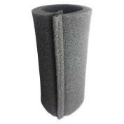 DUSTLESS TECHNOLOGIES--LOVE LESS ASH CO H0953 Filter,18cm . W,Foam G3312009