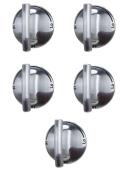 5 Jenn Air Replacement 74007733 Stove, Range Knob 7733P410-60