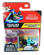 Nintendo Tape Racers - Rosalina w/ Rainbow Road Tape