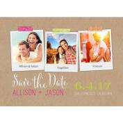 Polaroid Standard Save the Date