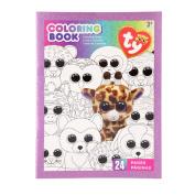 Ty Beanie Boo Beanie Boo Colouring Book