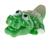 Chomping Alligator Windup Toy - By Ganz