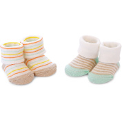 Child of Mine by Carter's Newborn Baby Neutral Keepsake Laces, 2 Pack