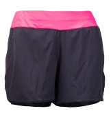 Ideology Women's Colorblocked Performance Shorts