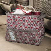 High Road StableMate Large Leakproof Car Floor Trash Can, Sahara