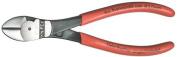 Knipex 18cm - 0.6cm , High Leverage Diagonal Cutters, Chrome Vanadium Steel, 74 01 180 SBA