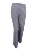 Alfani Women's Plus Size Printed Wide-Leg Soft Pants