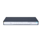 HP OfficeConnect 1420 8G PoE+ Unmanaged Ethernet Switch, 8 Port RJ-45 GbE PoE+ (64W Total Budget),