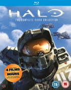 Halo [Region B] [Blu-ray]