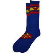 Superman Athletic Socks